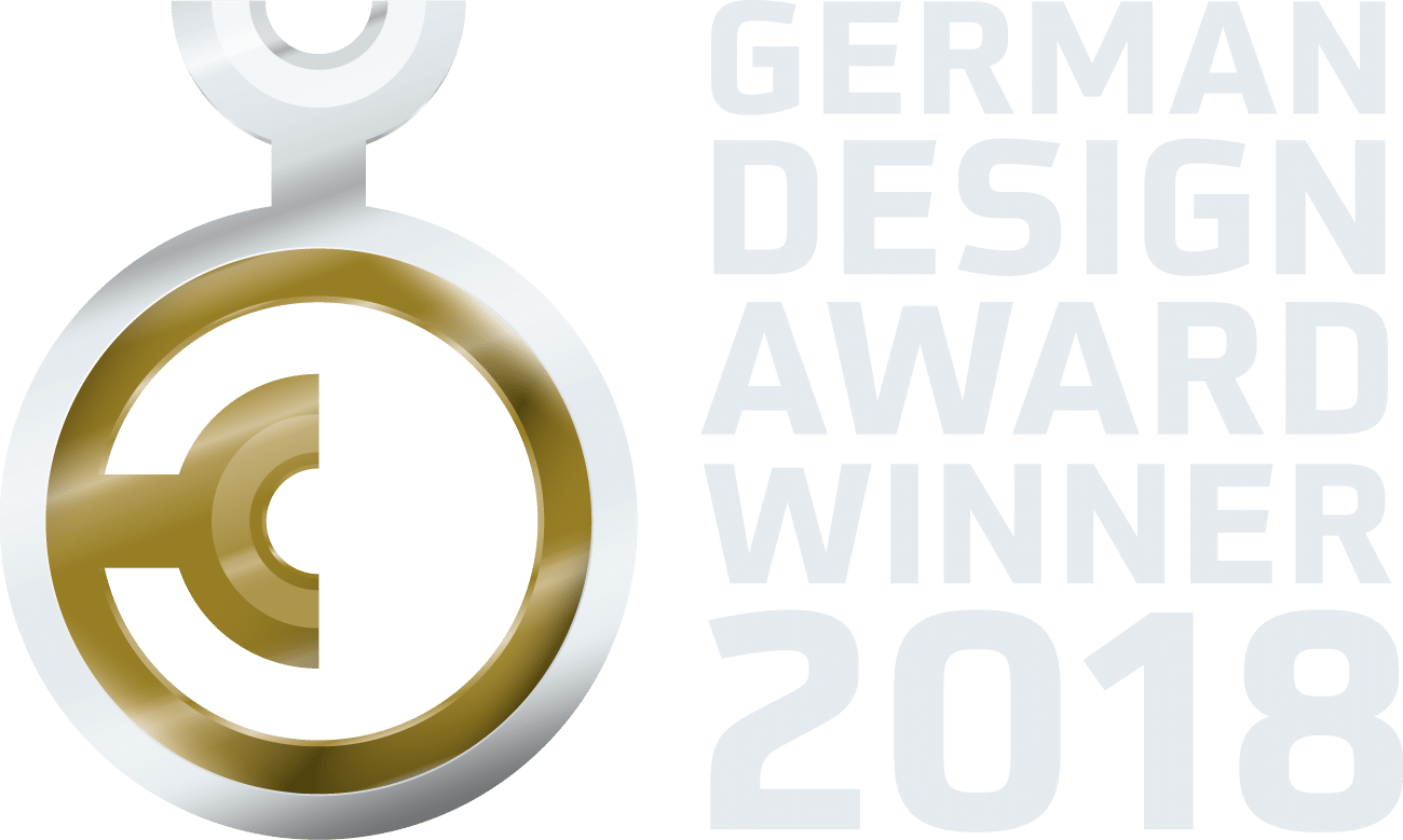 German Design Award 2018 - JU Metallwarenfabrik